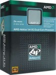 AMD Athlon64 X2 4850e 2.5GHz 2x512KB Dual Core 64-bit 45W Socket AM2