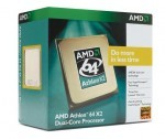 AMD Athlon64 X2 6000+ 3.0GHz 2x1MB Dual Core 64-bit Socket AM2