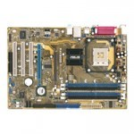 Asus P4V800D-X PT880 Ultra socket 478 PCI-E and AGP