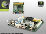 Point of View ION Mainboard Atom 330 HDMI PCI Mini-ITX