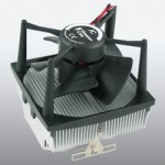 CPU Cooler Arctic Cooling Copper Silent 3 Socket A